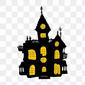 Halloween - Haunted House Halloween Image Haunted Attraction PNG