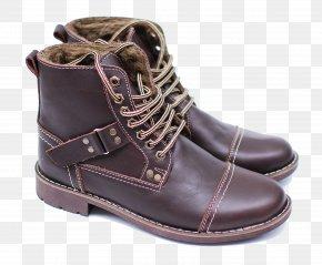 Sport Model - Leather Footwear Boot Shoe Nike PNG