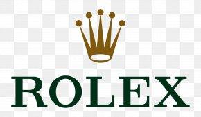 Rolex - Rolex Logo Geneva Brand Watch PNG