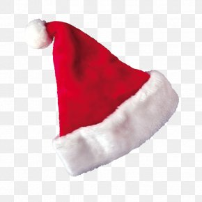Christmas Hat - Santa Claus Christmas Hat Bonnet PNG