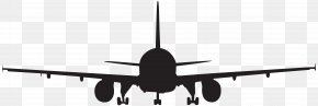 Airplane Silhouette Clip Art Image - Airplane Moscow Aircraft Clip Art PNG