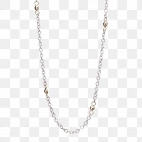 Chain - Chain Necklace Bead Brass Jewellery PNG
