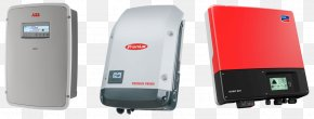Grid-tie Inverter Solar Inverter Power Inverters Solar Micro-inverter Grid-tied Electrical System PNG
