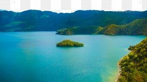 Lugu Lake Rigby Peninsula Twelve - Lugu Lake Fukei Desktop Environment Theme Wallpaper PNG