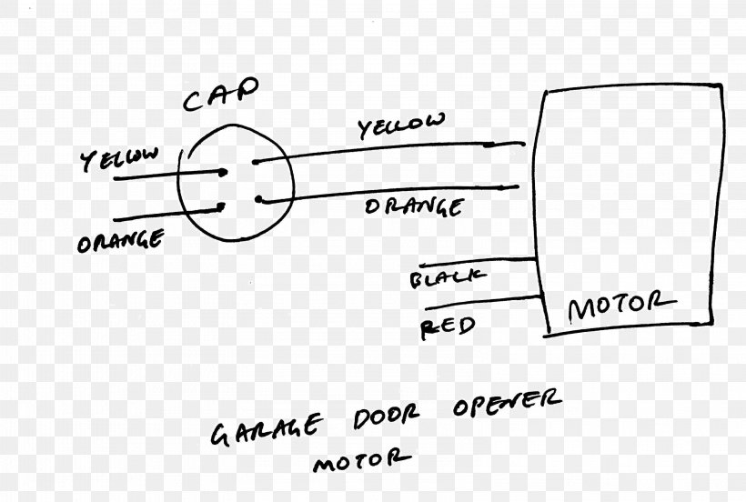 Motor Capacitor Electric Motor Wiring Diagram AC Motor, PNG, 3156x2128px,  Watercolor, Cartoon, Flower, Frame, Heart DownloadFAVPNG.com