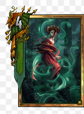 Yennefer - Gwent: The Witcher Card Game The Witcher 3: Wild Hunt CD Projekt Video Game PNG