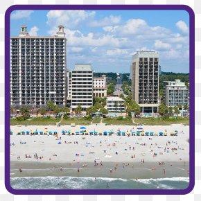Hotel - North Myrtle Beach Myrtle Beach Boardwalk Breakers Resort Hotel PNG