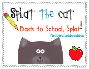 First Day Of School Images - Splat The Cat: Oopsie-daisy Splat The Cat And The Pumpkin-Picking Plan PNG