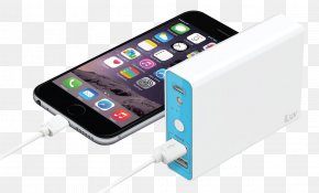 IPhone Power Bank Charger - IPhone 6 Plus Battery Charger Samsung Galaxy S6 Laptop USB PNG
