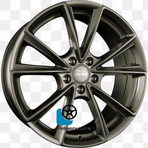 Car - Audi A5 Car Rim Wheel Tire PNG