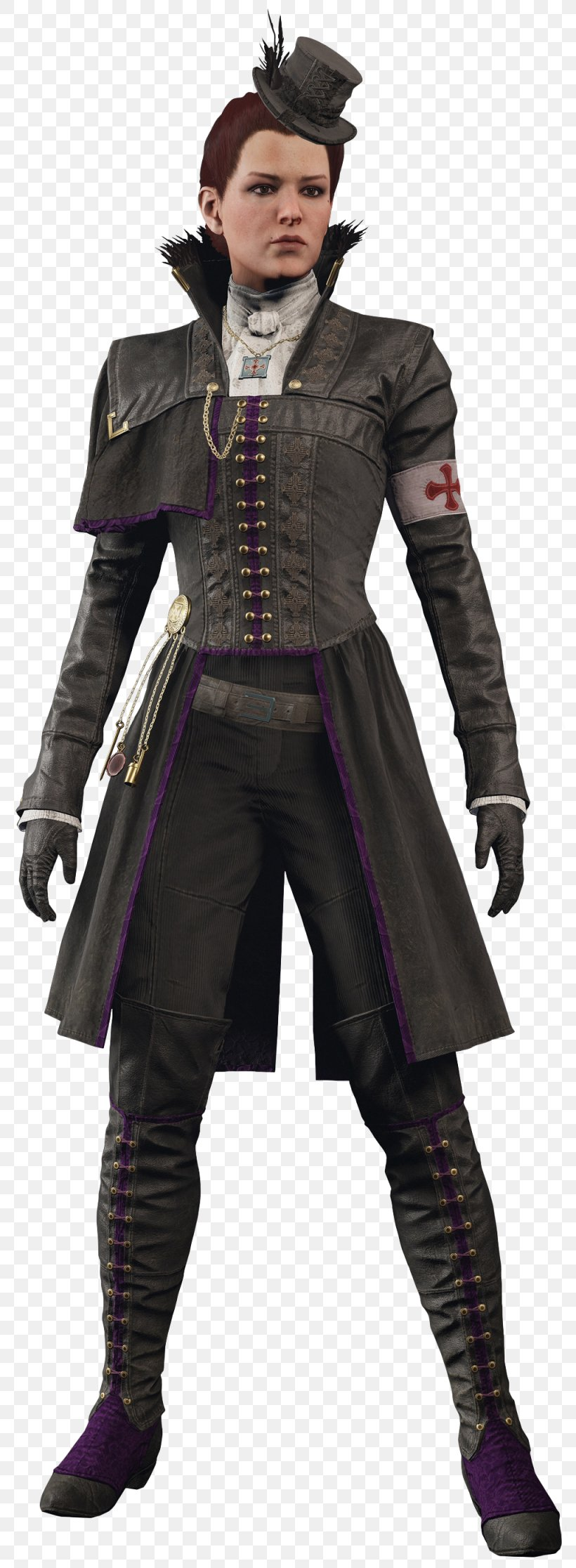 Assassin's Creed Syndicate Industrial Revolution Knights Templar Video Game, PNG, 1025x2790px, Assassin S Creed Syndicate, Assassin S Creed, Assassins, Costume, Costume Design Download Free