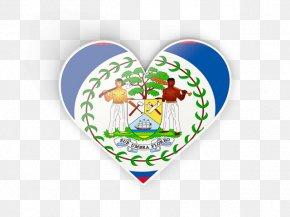 Flag - Flag Of Belize British Honduras National Flag PNG