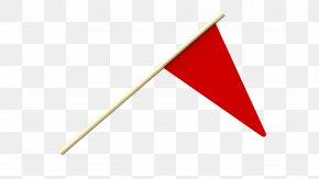 Flour Sack - Triangle Flag PNG