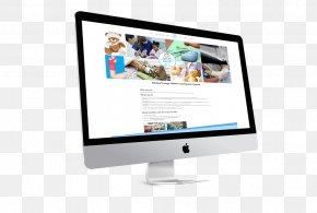 Business - Mockup Business Computer Software Logo PNG