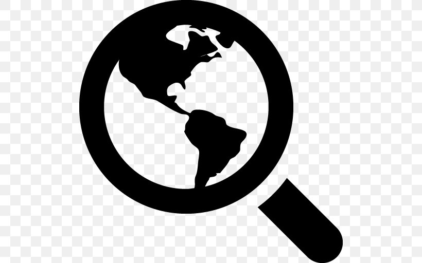 Magnifying Glass Magnifier, PNG, 512x512px, Magnifying Glass, Black And White, Icon Design, Joint, Magnifier Download Free