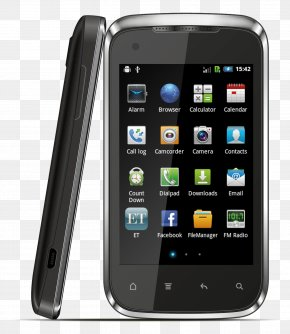 Mobile Navigation - Android Mobile Phones Videocon Dual SIM Smartphone PNG