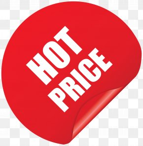 Hot Price Sticker Clipart Picture - Child Paper Sticker Label Icon PNG
