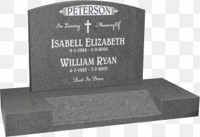 Grave - Headstone Memorial Grave Burial Commemorative Plaque PNG