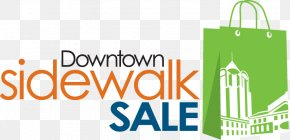 Summer Sale - Sidewalk Sales Product Packaging And Labeling Clip Art PNG