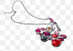 Ruby Necklace - Necklace Locket Ruby Earring Jewellery PNG
