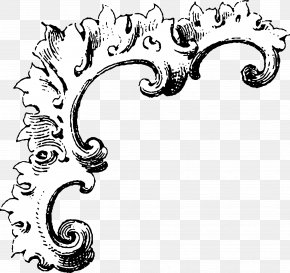Line - Clip Art Black And White Line Art Body Jewellery PNG
