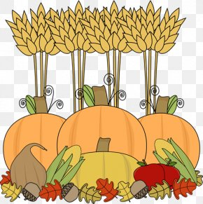 Fall Harvest Cliparts - Turkey Thanksgiving Pilgrims Clip Art PNG