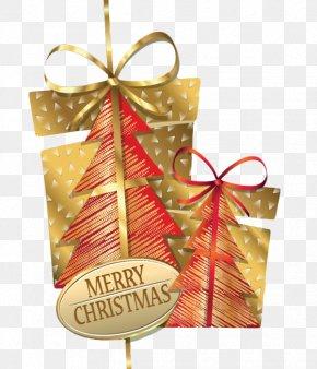 Vector Snowflake Christmas Gift Box - Christmas Gift Christmas Gift New Year Snowflake PNG