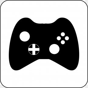 Joystick - PlayStation 3 PlayStation 2 Video Game Consoles Game Controllers PNG