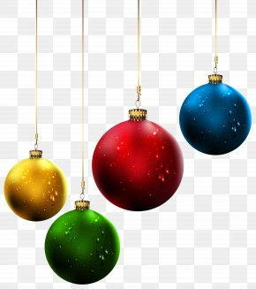 Christmas Balls Clip-Art Image - Christmas Day Christmas Ornament Christmas Tree Clip Art PNG