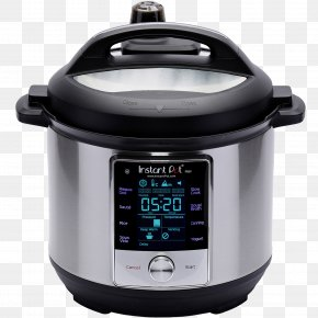 Electric Pressure Cooker - Instant Pot Pressure Cooking Slow Cookers Image Multicooker PNG