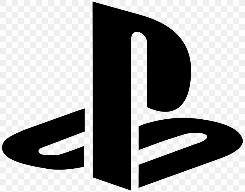 PlayStation 4 Logo, PNG, 2000x1567px, Playstation, Black And White, Brand, Logo, Monochrome Download Free