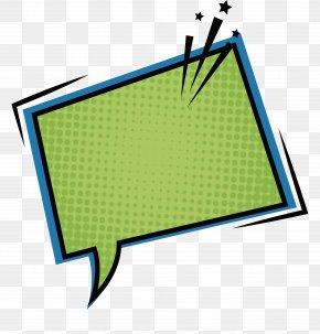 Green Rectangle Dialog Box - Rectangle Dialog Box Green Euclidean Vector PNG