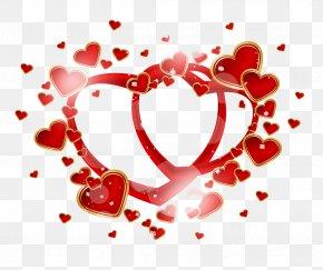LOVE - Heart Romance Love Clip Art PNG
