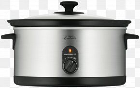 Cooker - Slow Cookers Sunbeam Products Home Appliance Cooking Crock PNG