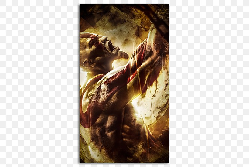 Iphone 4 God Of War Iii Desktop Wallpaper Kratos Png