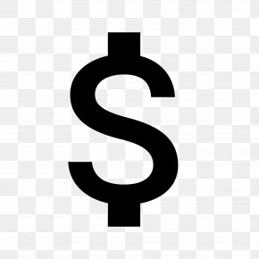 Dollar - Dollar Sign Currency Symbol United States Dollar PNG