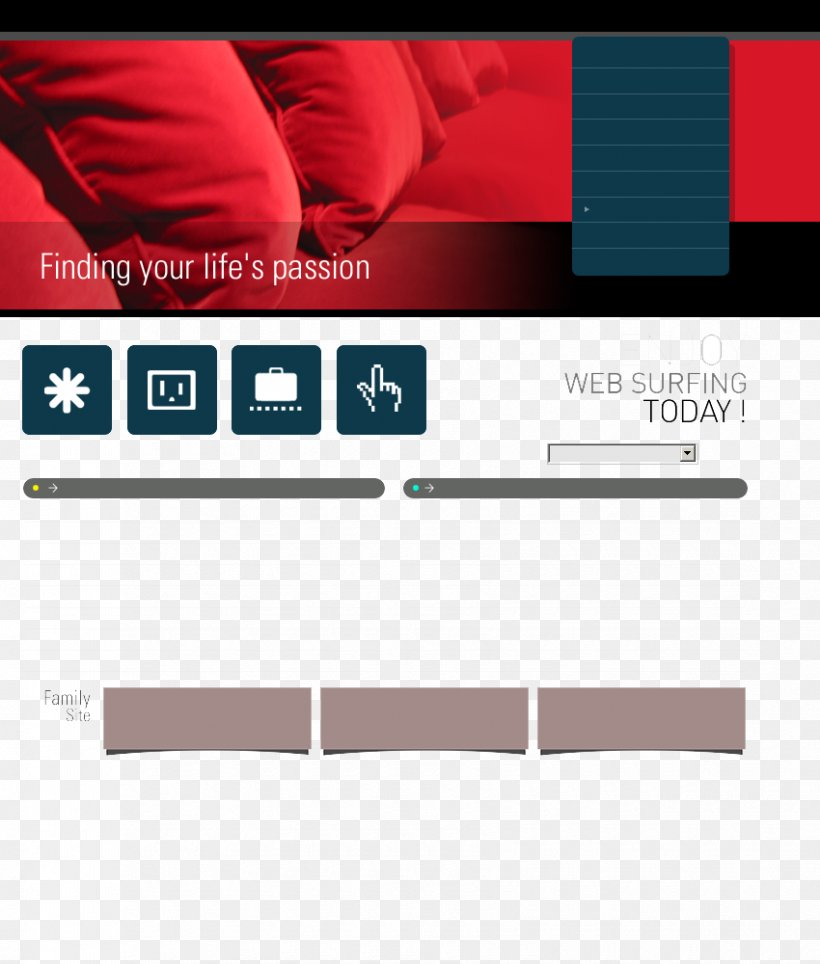 Web Design Graphic Design Web Template, PNG, 850x1000px, Web Design, Brand, Red, Screenshot, Search Engine Download Free