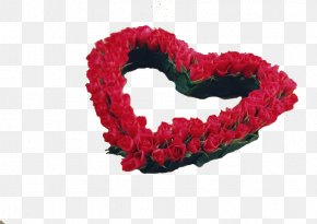 Rose - Heart Rose High-definition Television Display Resolution Wallpaper PNG