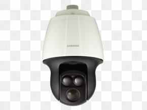 Camera - Pan–tilt–zoom Camera IP Camera Closed-circuit Television Samsung PNG