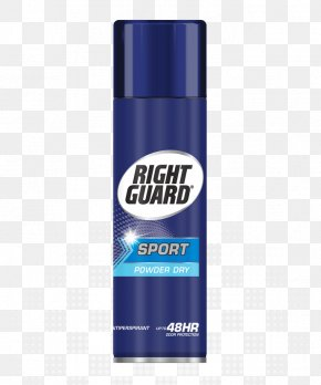 Powder Blast - Right Guard Dove Men+Care Antiperspirant Deodorant Dry Spray Speed Stick Aerosol Spray PNG