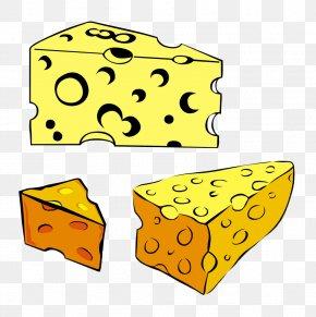 Cartoon Cheese - Cheese Sandwich Macaroni And Cheese Clip Art PNG