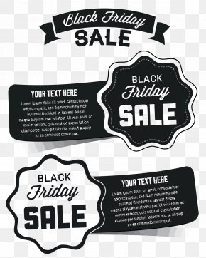 Black Friday Discount - Black Friday Sale PNG
