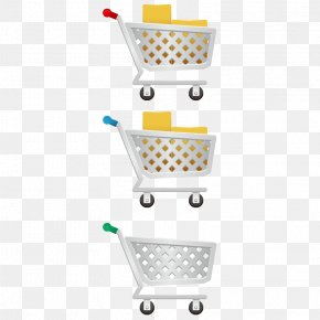 Shopping Cart - Shopping Cart E-commerce Icon PNG