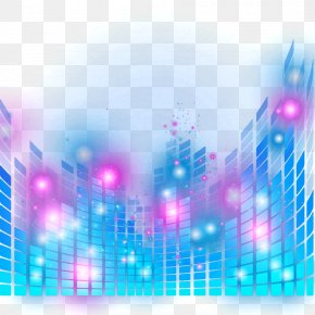 Stage Dynamic Light Effect - Stage Lighting PNG