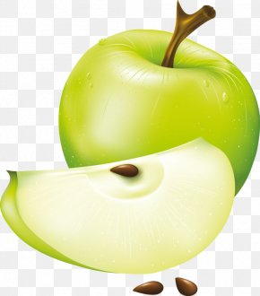 Delicious Apple - Granny Smith Apple IMac PNG