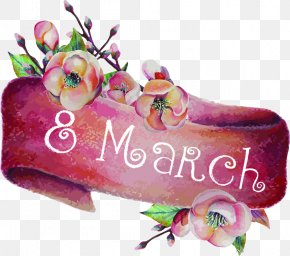 March 8 Women's Day - International Womens Day March 8 Woman PNG