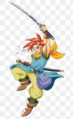 Chrono Trigger - Chrono Trigger Chrono Cross Super Nintendo Entertainment System Video Game Crono PNG