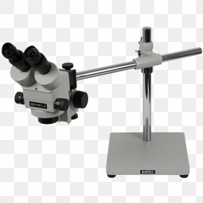 Stereo Microscope - Stereo Microscope Optical Microscope Optics Focus PNG