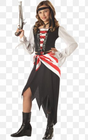 Pirate - Halloween Costume Piracy Clothing Skirt PNG