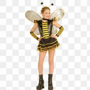 Costume Queen's Day - Bee Halloween Costume Costume Party Child PNG